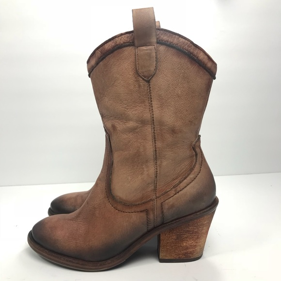 9836f681f024a8 Sam Edelman NILE boots whiskey leather cowboy boot.  M 5b70c924dcfb5ae7dcc95569